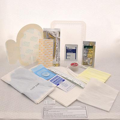 Sterile, CVC Dressing Change Kit, Adult