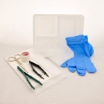 Sterile, Major Wound Dressing Tray