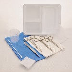 Laceration Tray