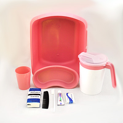 LSL Healthcare Admission Kit