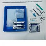 CHEST TUBE INSERTION KIT, Straight Tube, 36FR